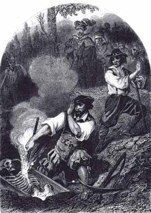 Resultado de imagen de vampirismo grabados